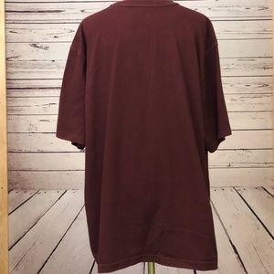Carhartt Shirts - Carhartt Mens XL Henley Short Sleeve Shirt Pocket